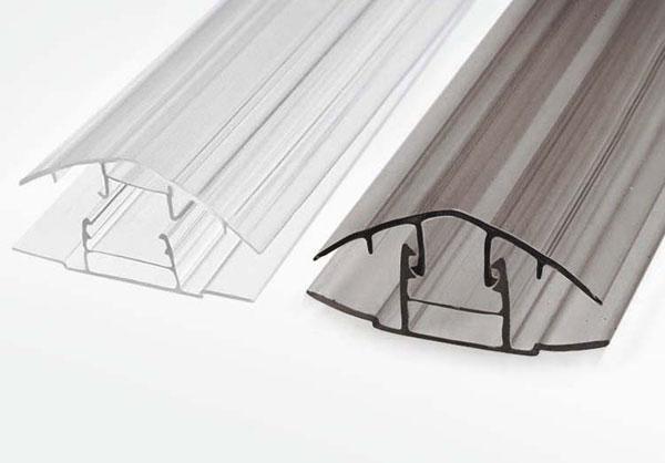 Профиль соединительный (база - крышка) 6-10мм